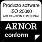 AENOR ISO25000